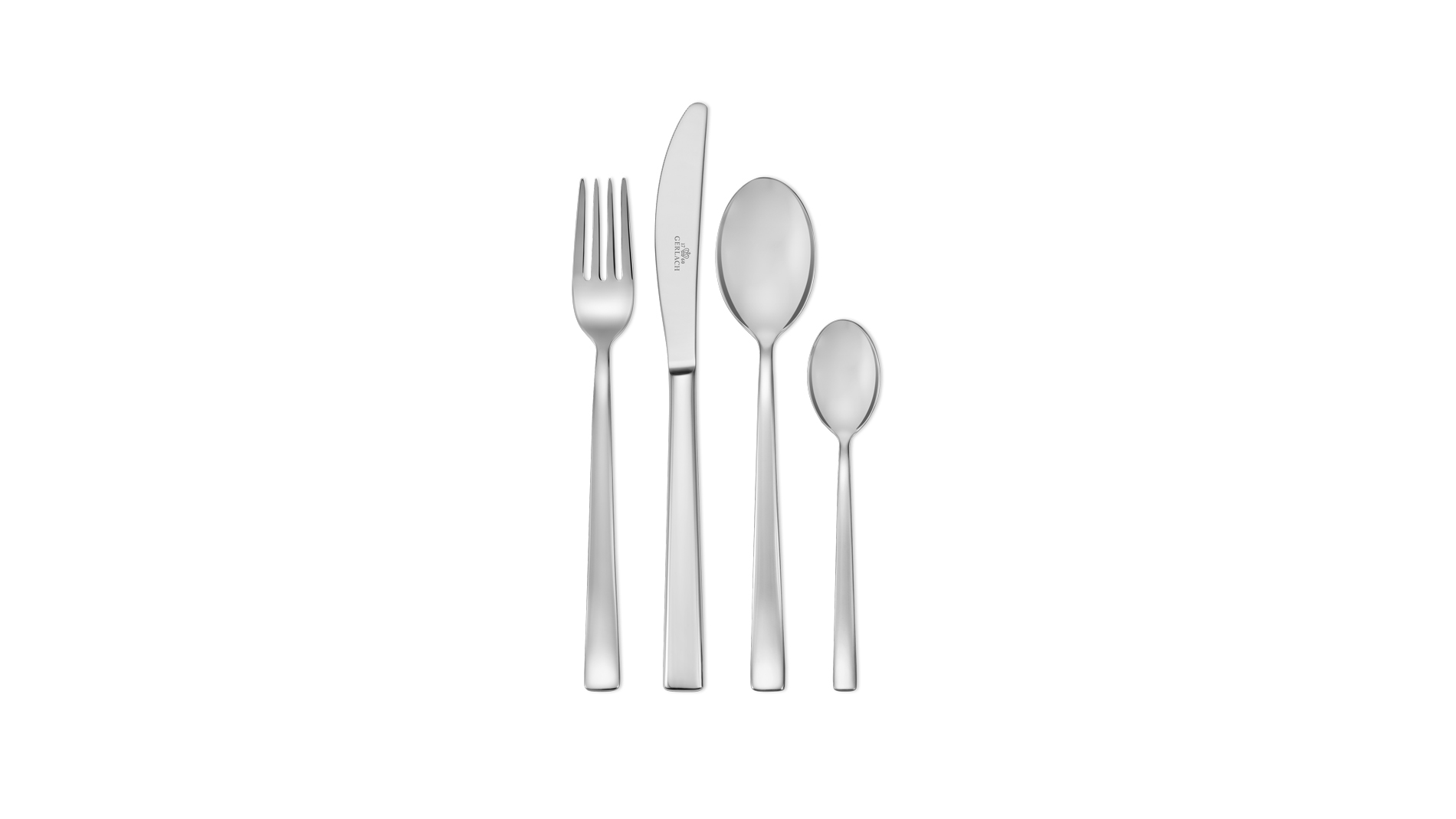 A set of Onda cutlery