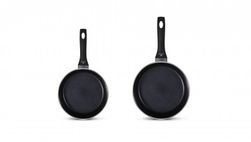 Deep frying pan with ceramic coating – CONTRAST PROCOAT