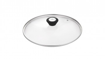 Versatile frying pan lid