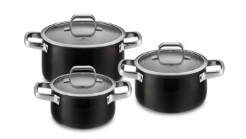 A 6-element set of pots – PRIME