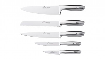 A set of MODERN knives