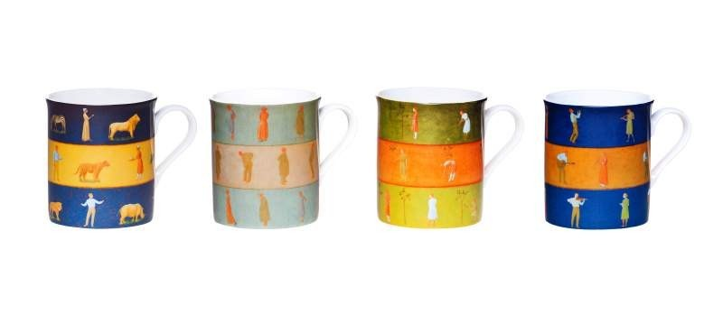 DESIGNER COLLECTION mugs by Mikołaj Kasprzyk