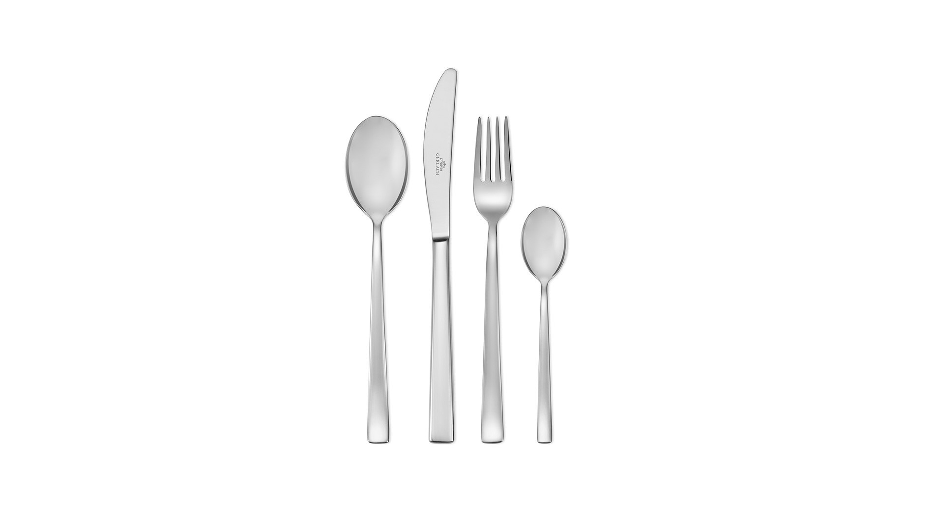 Cutlery Set, 24 pcs – gloss ONDA