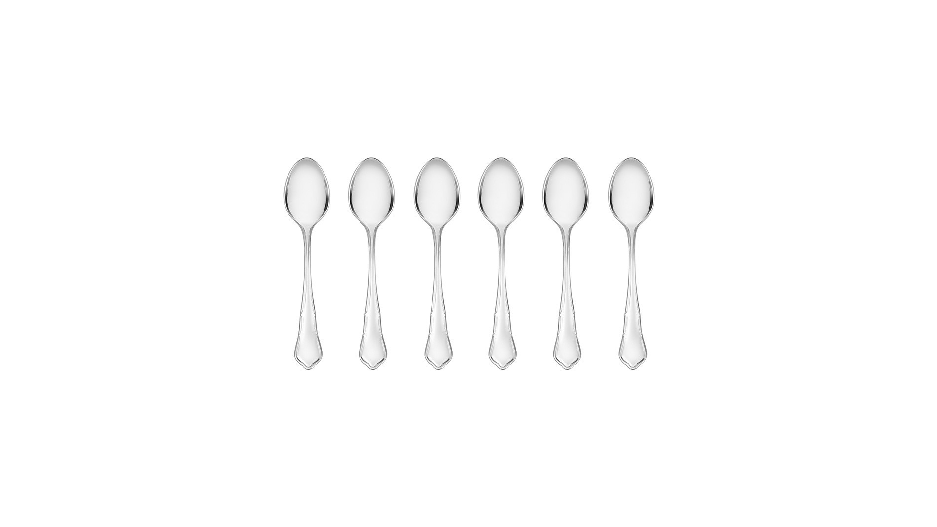 Cutlery Set, 68 pcs – gloss BAROK