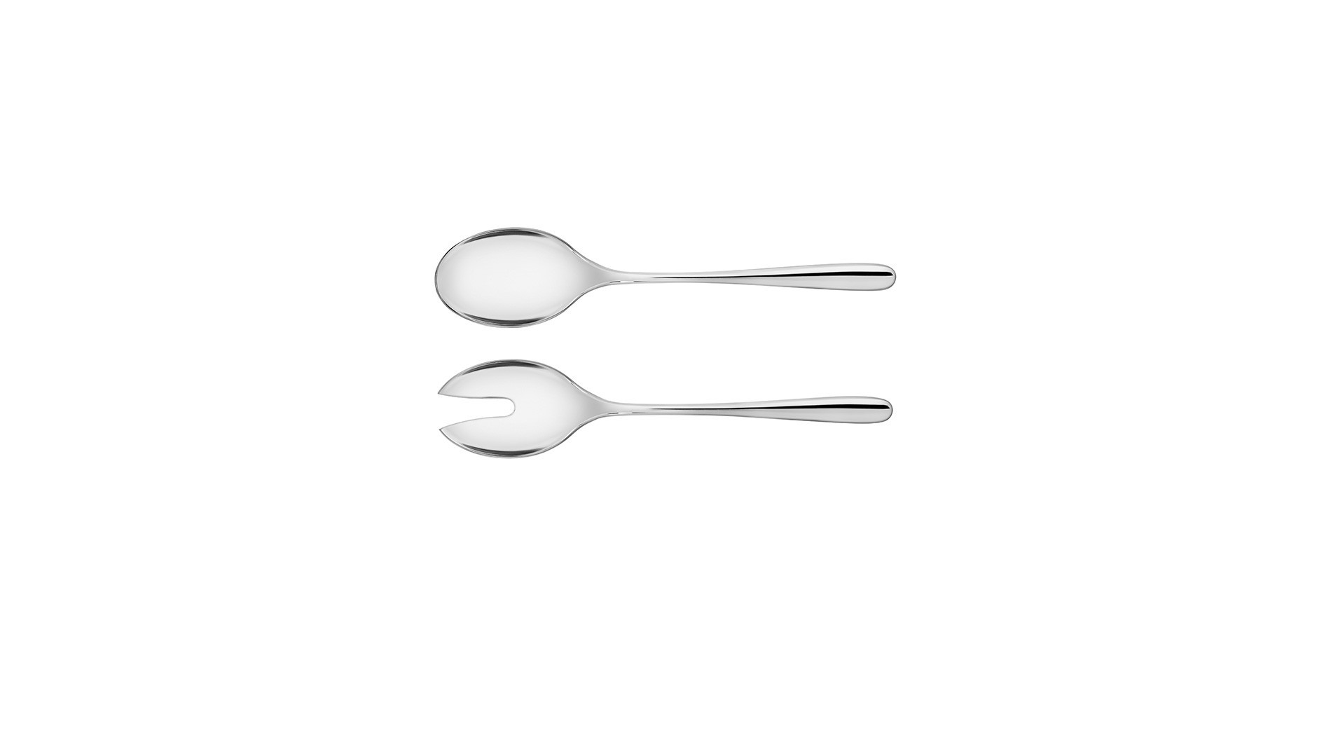 A salad set, 2 pcs – gloss MUZA