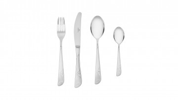 Cutlery Set, 24 pcs –matt SYMFONIA