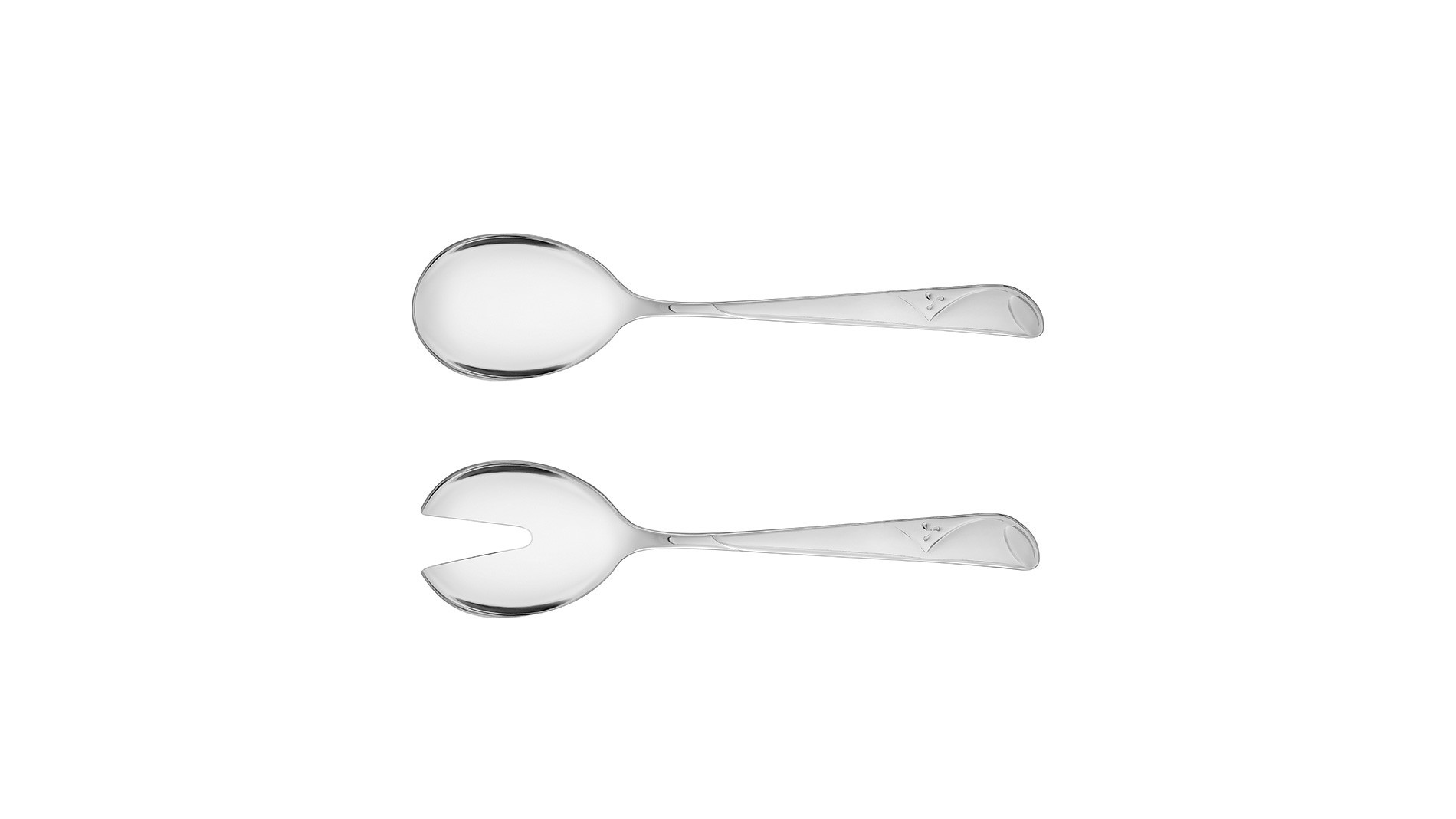 A salad set, 2 pcs – matt SYMFONIA