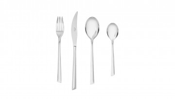 Cutlery Set, 68 pcs gloss – FLAMES + FREE DELIVERY