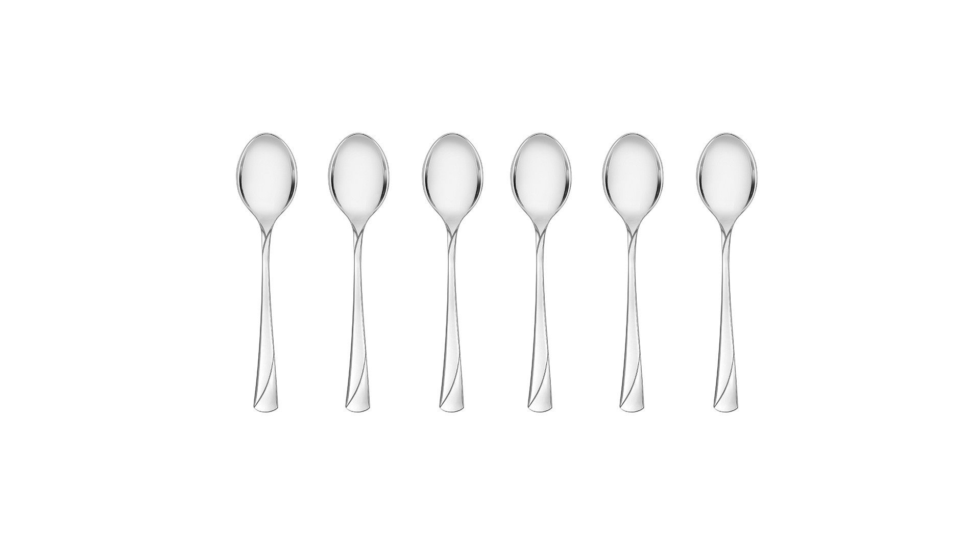 Teaspoons, 6 pcs – VALOR