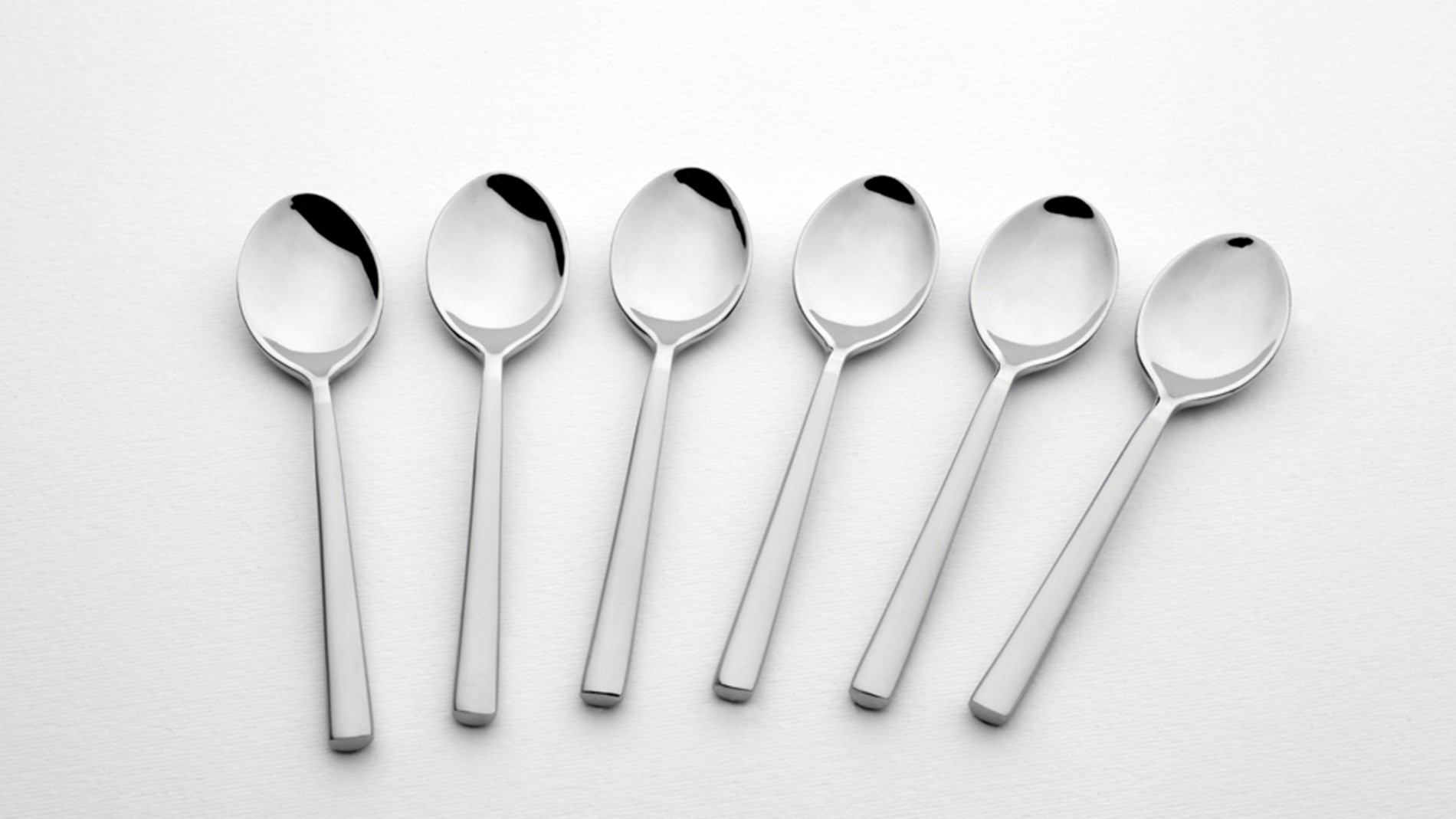 Coffee spoons, 6 pcs – HORIZON