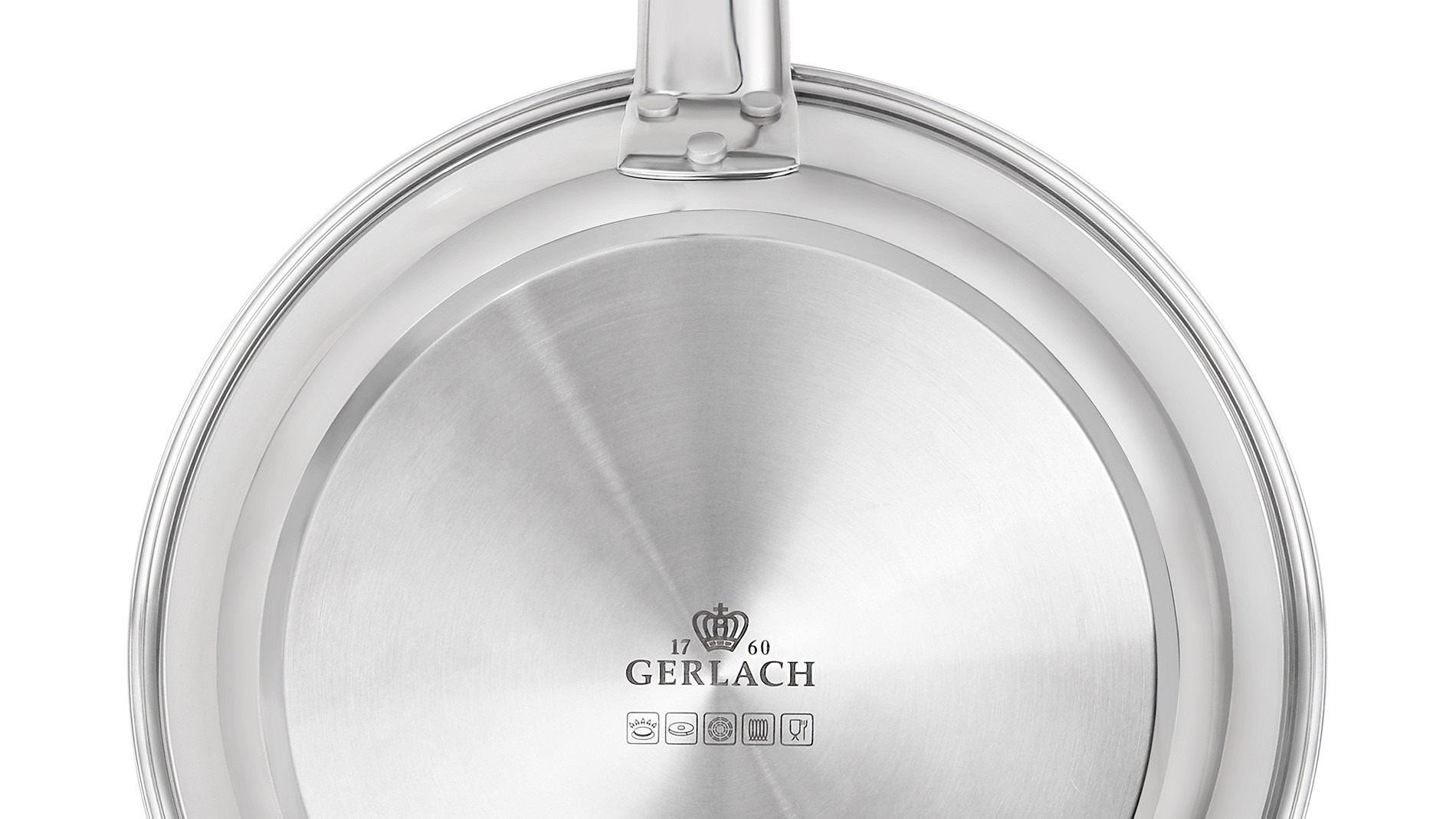 Frying pan with ceramic coating – SOLID 22 cm