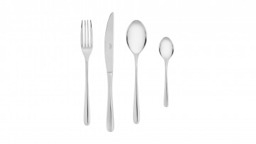 Cutlery Set, 68 pcs – gloss MUZA + case + FREE DELIVERY