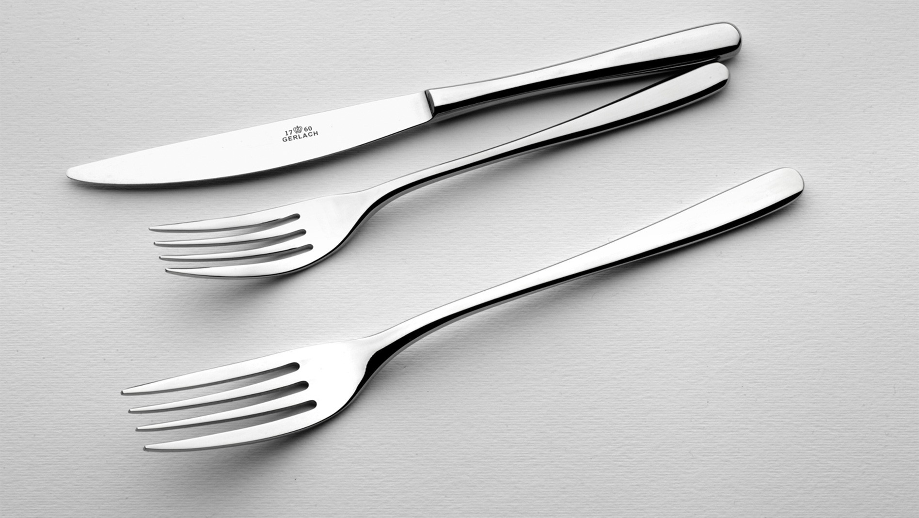 Cutlery Set, 68 pcs – gloss MUZA + case