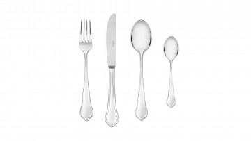 Cutlery Set, 68 pcs – gloss BAROK + case