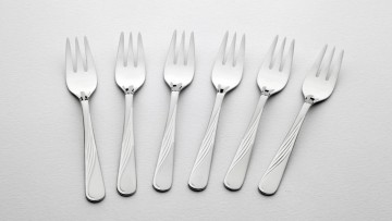 Cutlery Set, 68 pcs – CELESTIA matt + case