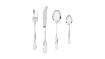 Cutlery Set, 24 pcs matt – CELESTIA