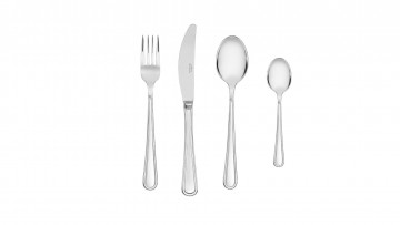 Cutlery Set, 24 pcs  matt– ANTICA