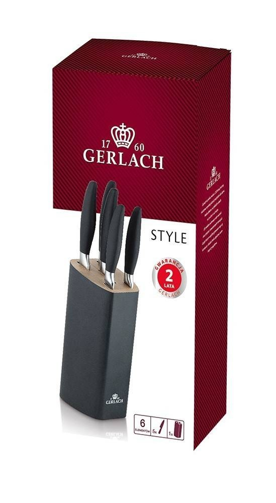 A set of STYLE knives