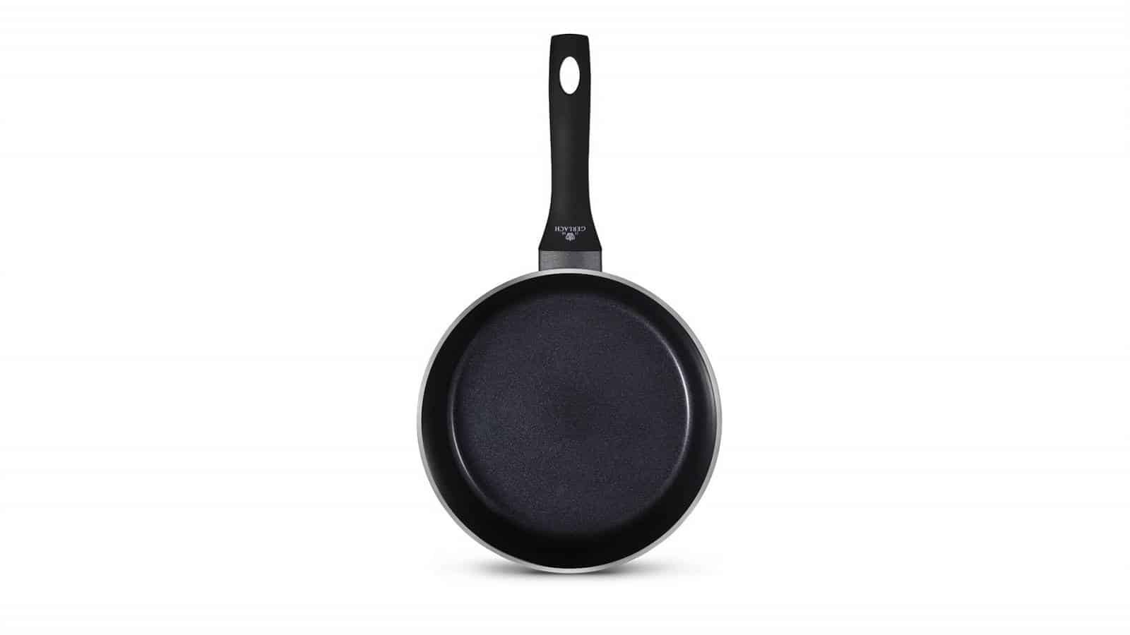 3x Frying pan with ceramic coating 20/24/28 cm – CONTRAST PROCOAT