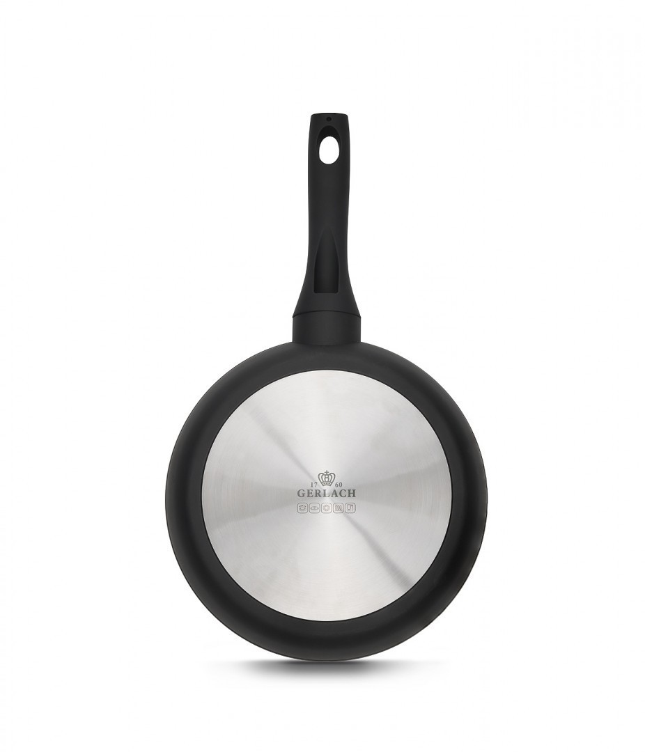 Frying pan with ceramic coating  20 cm - GRANITEX