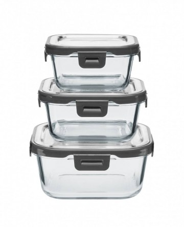 SMART 3-piece container set
