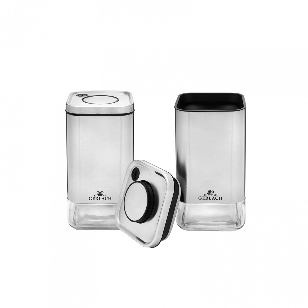 Superior 2-piece food container set