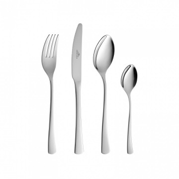 24-piece cutlery set TUNEA gloss