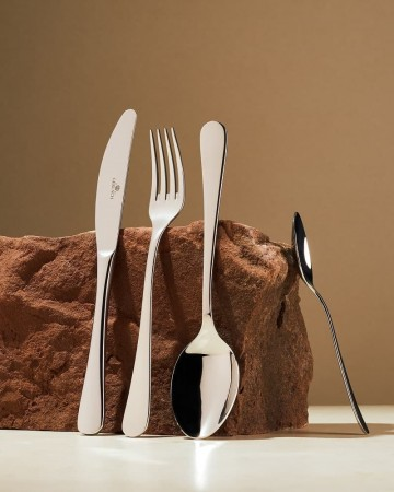 FLOW 24-piece cutlery set